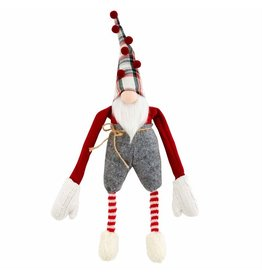 Mud Pie Dangle Arm Gnome