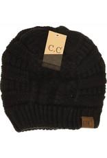 Knitted Beanie C.C.