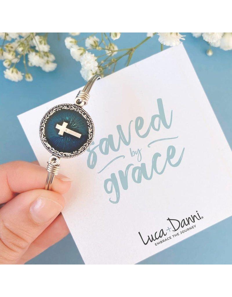 Luca & Danni Vintage Cross Bracelet
