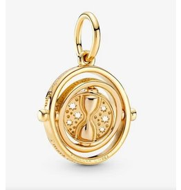 Pandora Jewelry Dangle SHINE Harry Potter, Spinning Time Turner