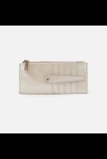 HOBO Linn Credit Card Holder, Pearled Ivory