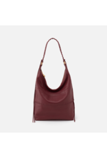 HOBO Entwine Shoulder Bag, Port