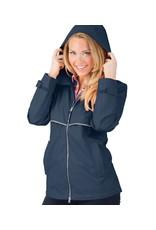 Charles River Apparel New Englander Rain Jacket True Navy