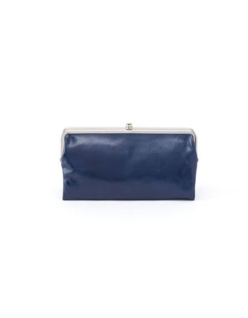 HOBO Lauren Clutch Wallet - Indigo