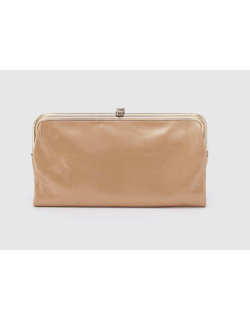 HOBO Lauren Clutch Wallet - Gold Dust
