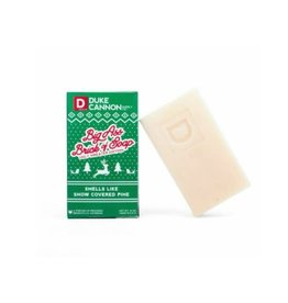 Duke Cannon Supply BA Brick Of Soap Ugly Sweater Pine