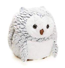 Warm Pals Handwarmer Owl Plush