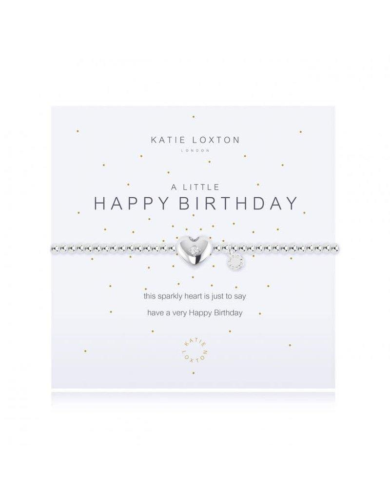 Katie Loxton A Little Happy Birthday Bracelet