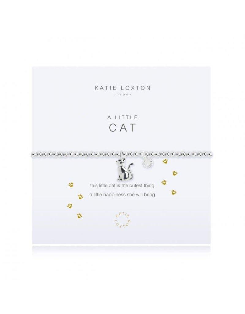 Katie Loxton A Little Cat Bracelet