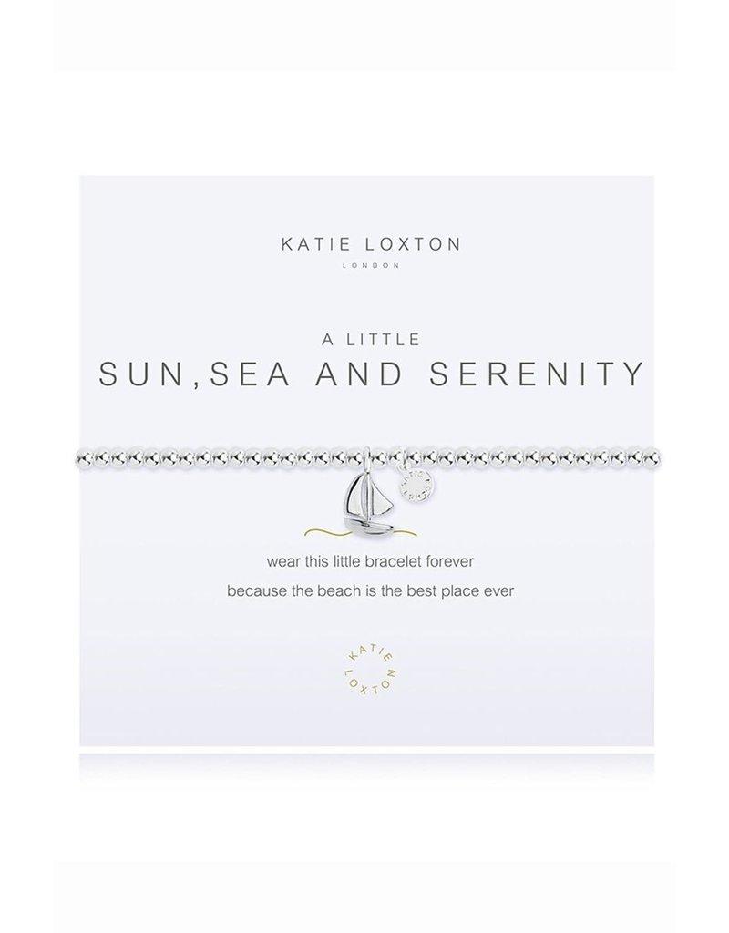 Katie Loxton A Little Sun Sea and Serenity Bracelet