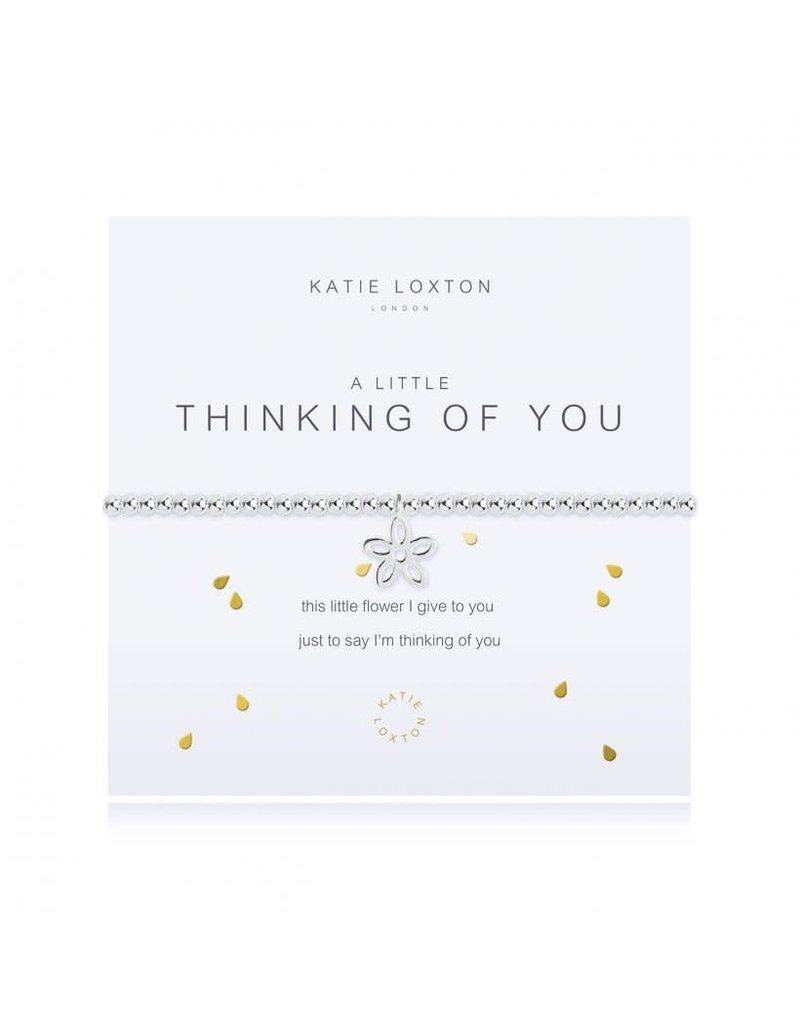 Katie Loxton A Little Thinking of You Bracelet