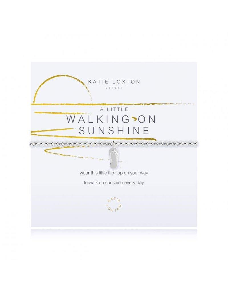 Katie Loxton A Little Walking On Sunshine Bracelet