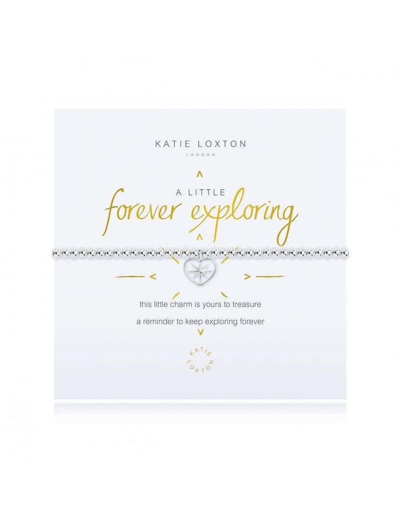 Katie Loxton A Little Forever Exploring Bracelet