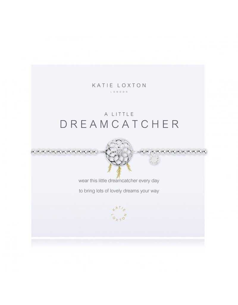 Katie Loxton A Little Dreamcatcher Bracelet