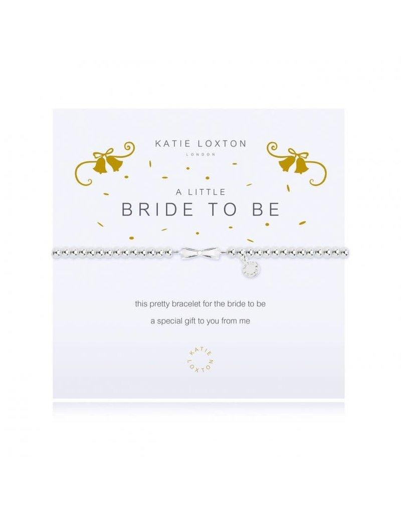 Katie Loxton A Little Bride To Be Bracelet