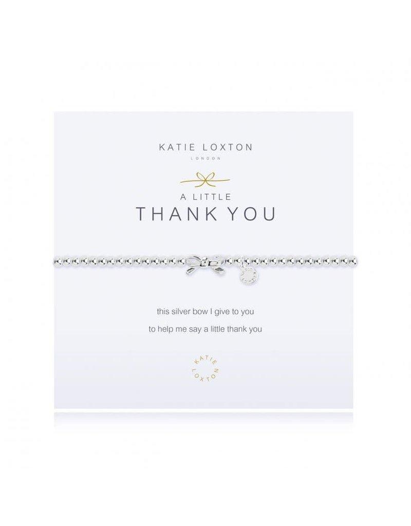 Katie Loxton A Little Thank You Bracelet