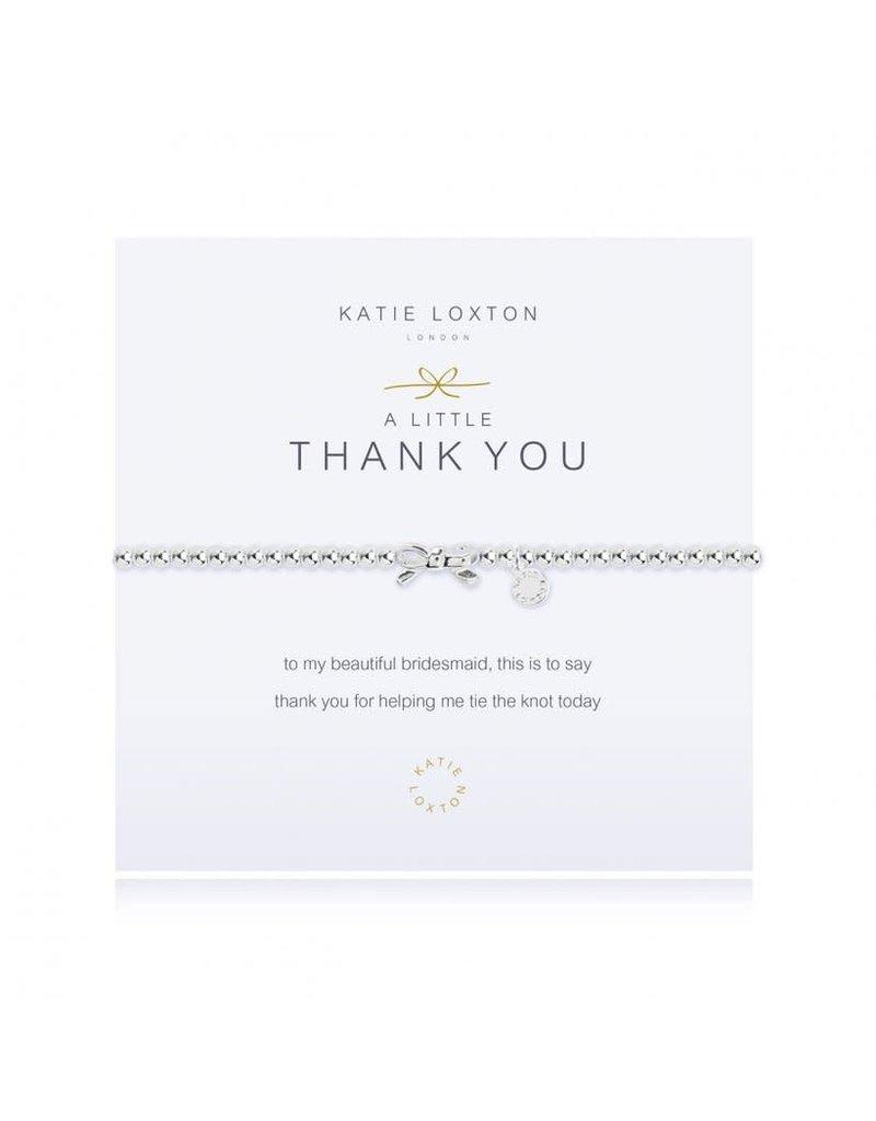 Katie Loxton A Little Bridesmaid Bracelet