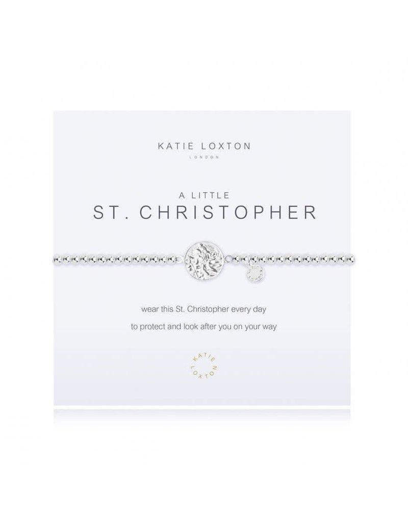 Katie Loxton A Little St Christopher Bracelet