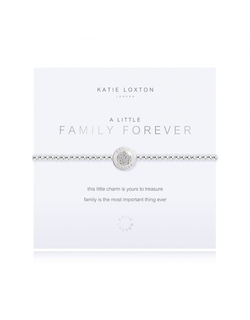 Katie Loxton A Little Family Forever Bracelet