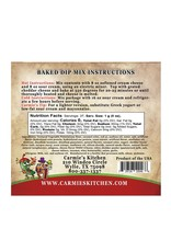 Carmie's Kitchen Baked Bacon Jalapeno Popper Dip Mix