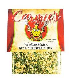 Carmie's Kitchen Western Onion Dip Mix