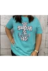 Highway 828 Believe Cross T-Shirt
