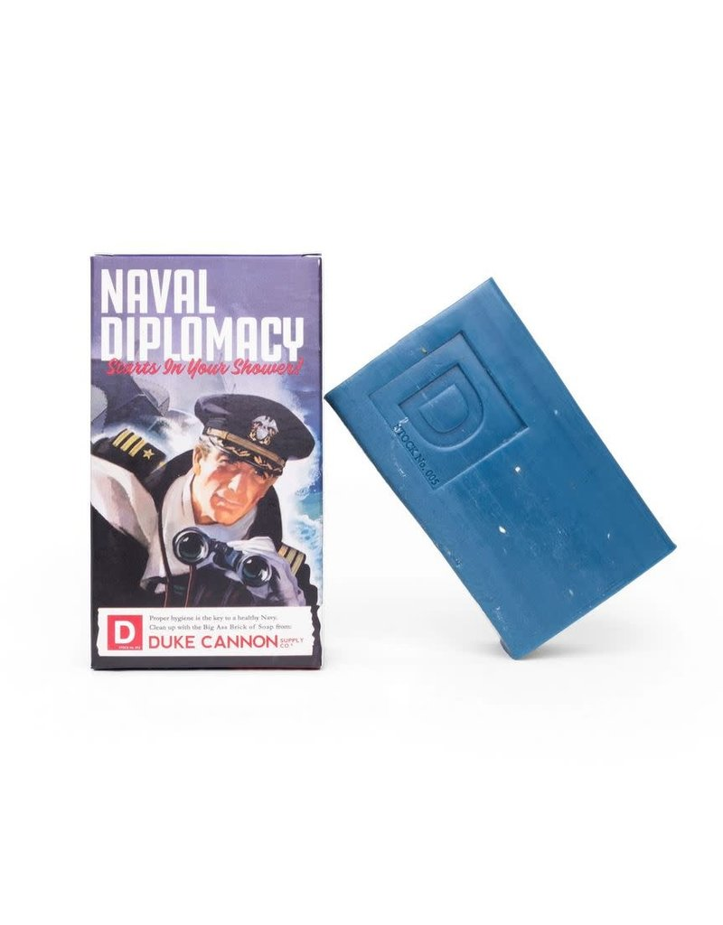 Duke Cannon Supply Brick Of Soap: Limited Edition WW2 Era Naval Supremacy