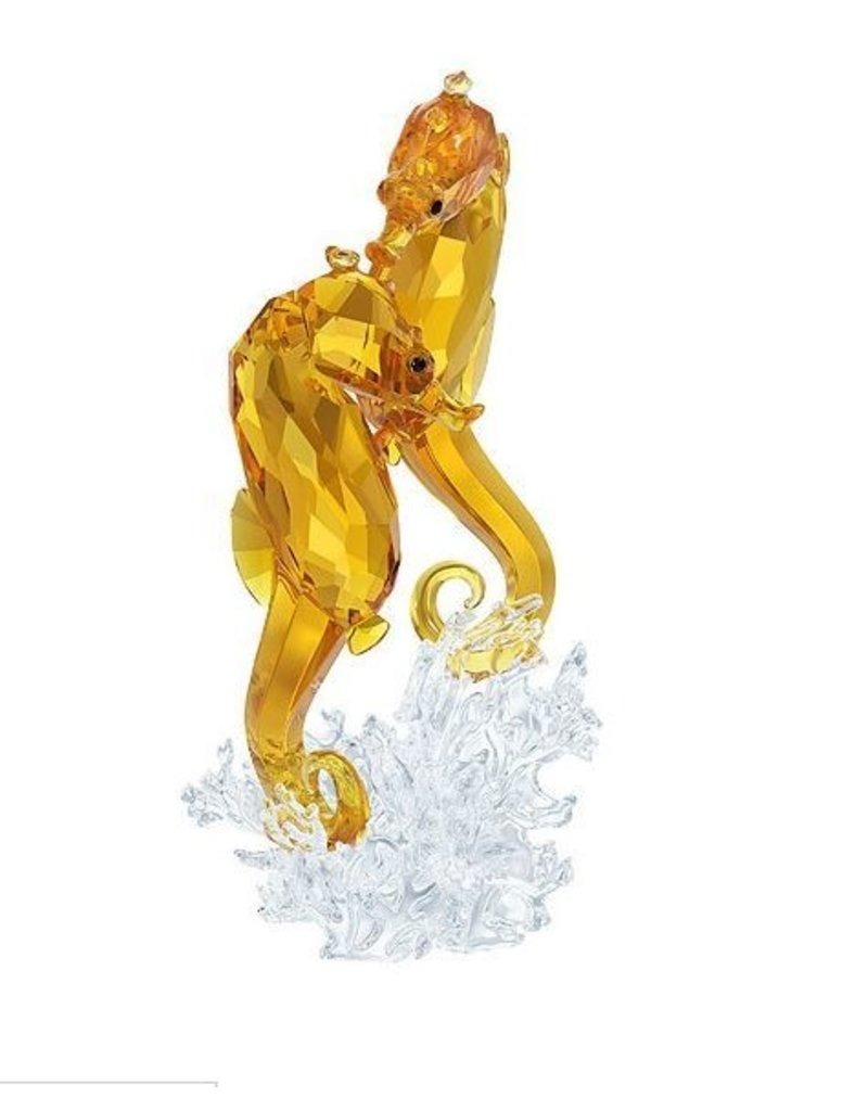 Crystal Seahorses