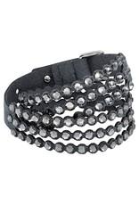 Impulsep Slake Bracelet, Dark Grey, Medium