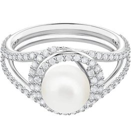 Originally Ring, Pearl, Size 52