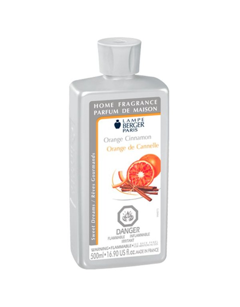 Lampe Berger Orange Cinnamon Fragrance