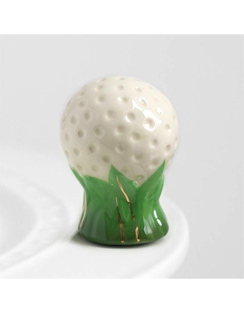 Nora Fleming, LLC Hole In One (Golf Ball) Mini