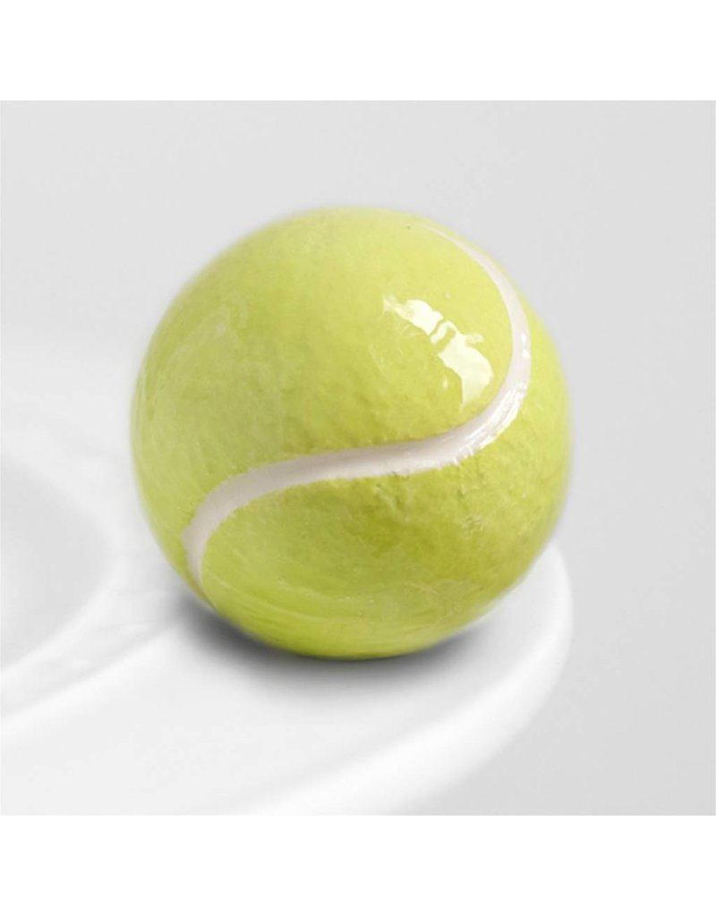 Nora Fleming, LLC Game, Set, Match! (Tennis Ball) Mini