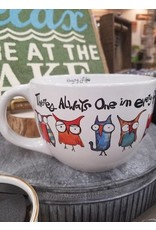 "Sweet Bird & Co. Lynn Sanchelli 24oz Mug ""There's One in Every Family"""