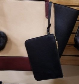 Mimi's Wholesale Madison West Handbag w/ Puff Monogram Included