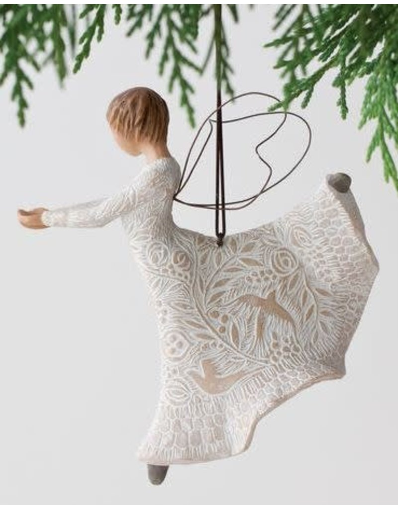 Willow Tree Dance of Life Ornament- Willow Tree