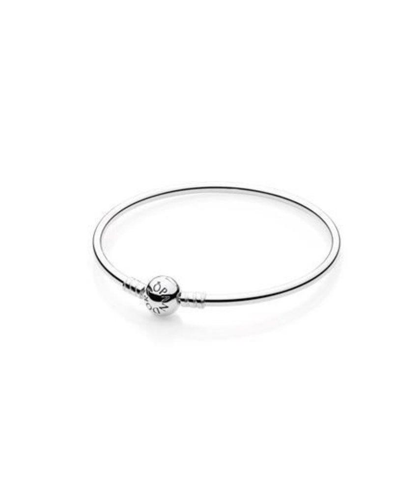 Pandora Jewelry Bangle Sterling Silver 19cm/7.5