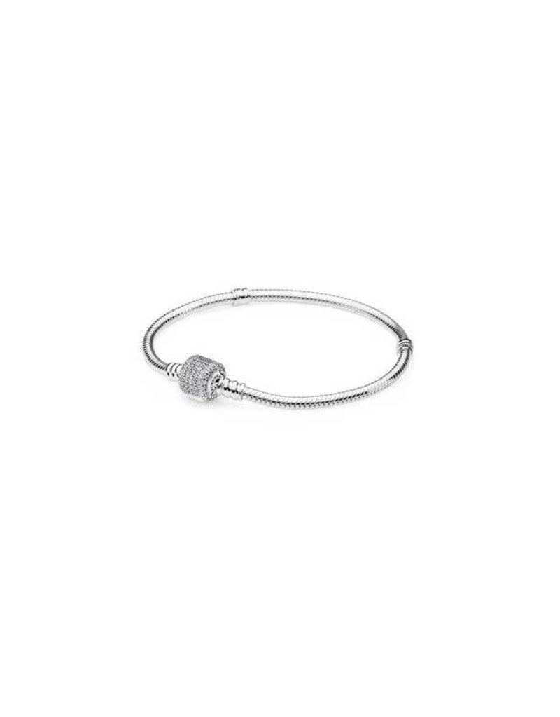 Pandora Jewelry Bracelet 7.5 19cm Signature Cla
