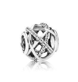 Pandora Jewelry Charm Opnwrk Abstract CZ