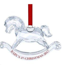 Swarovski Baby's 1st Christmas Ornament A.E. 2017
