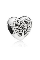 Pandora Jewelry Flourishing Hearts Charm