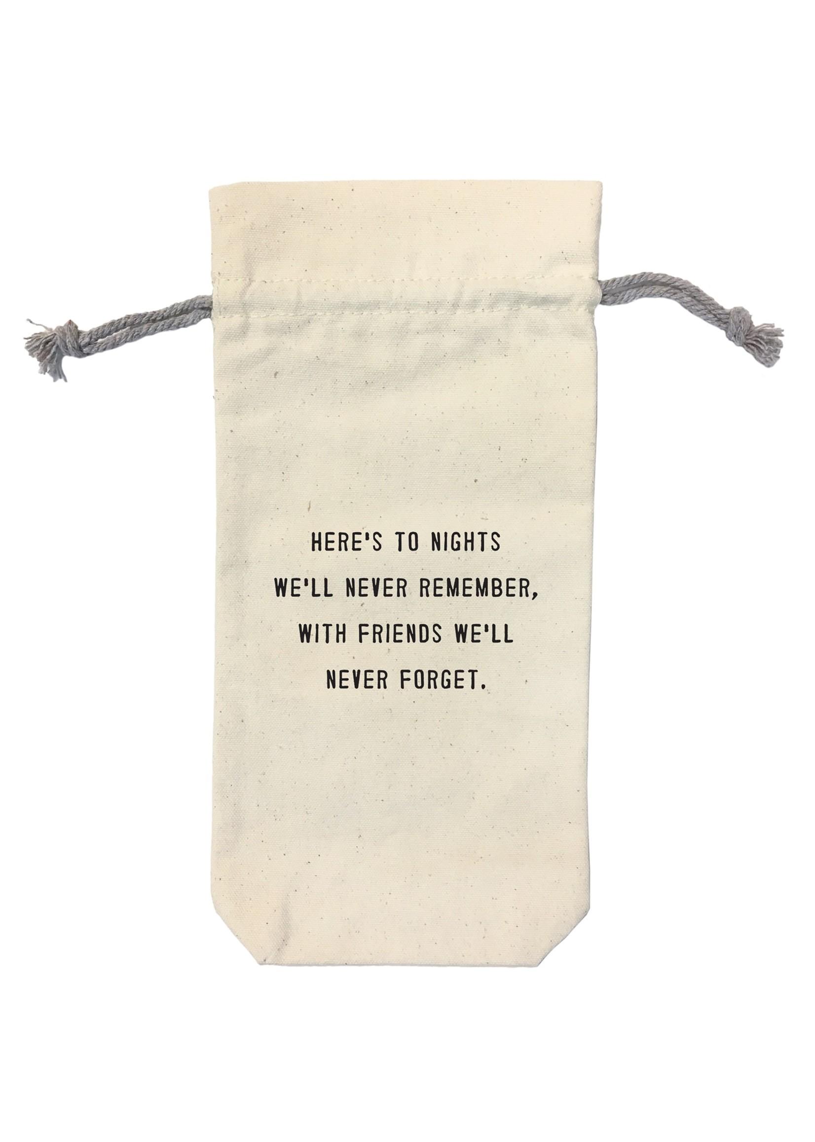 WB-Wine Bag 110 Here's 10 Nights