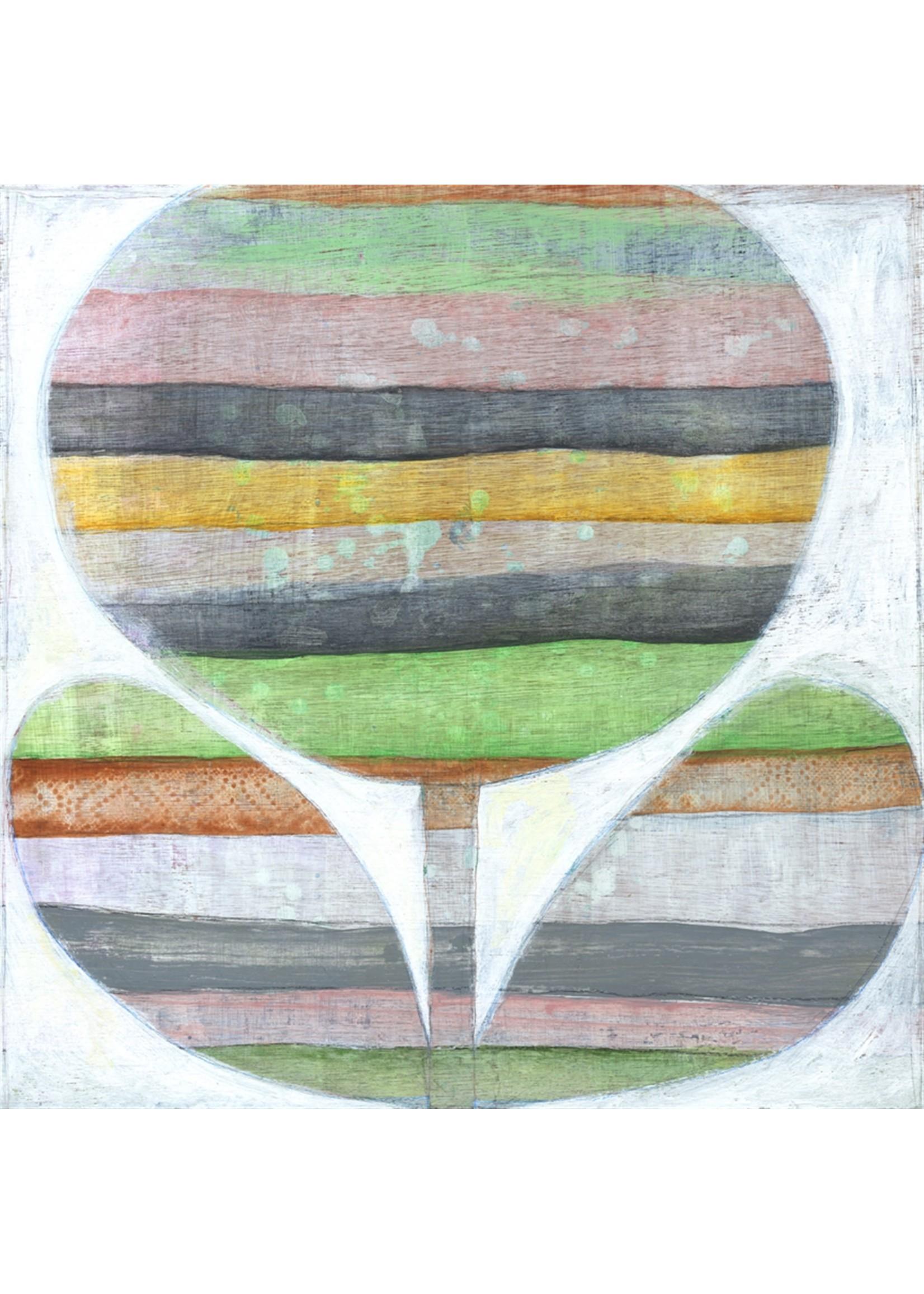 Emerson's Flower 12x12