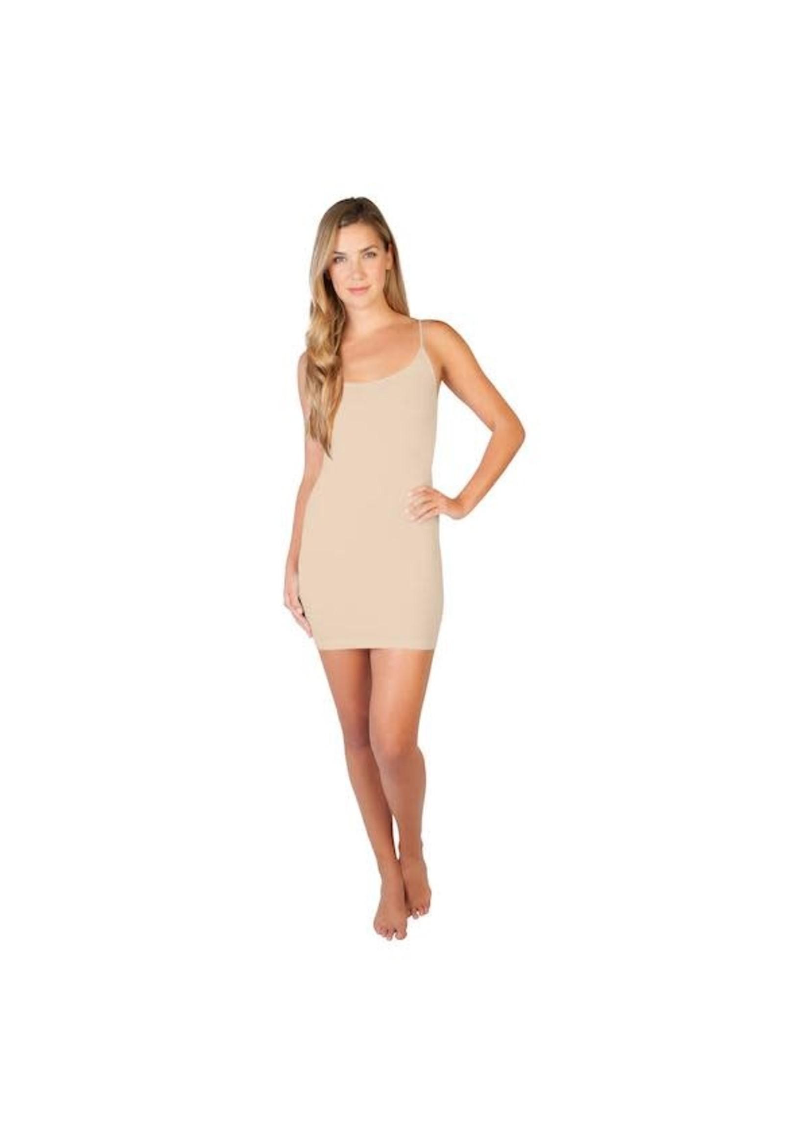 Cami Dress/Slip Stone