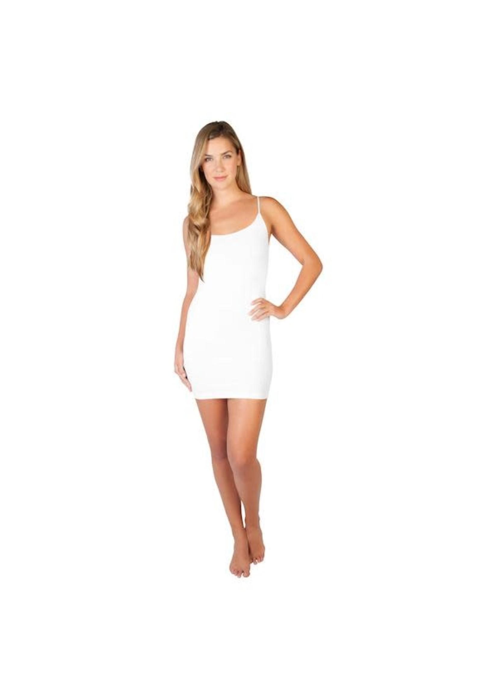 Cami Dress/Slip White