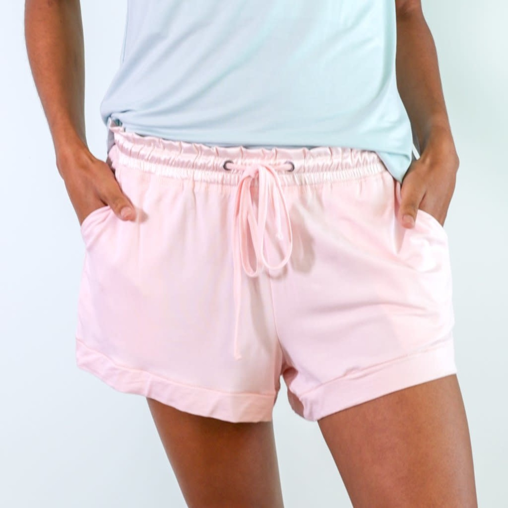 Bamboo Short Shorts