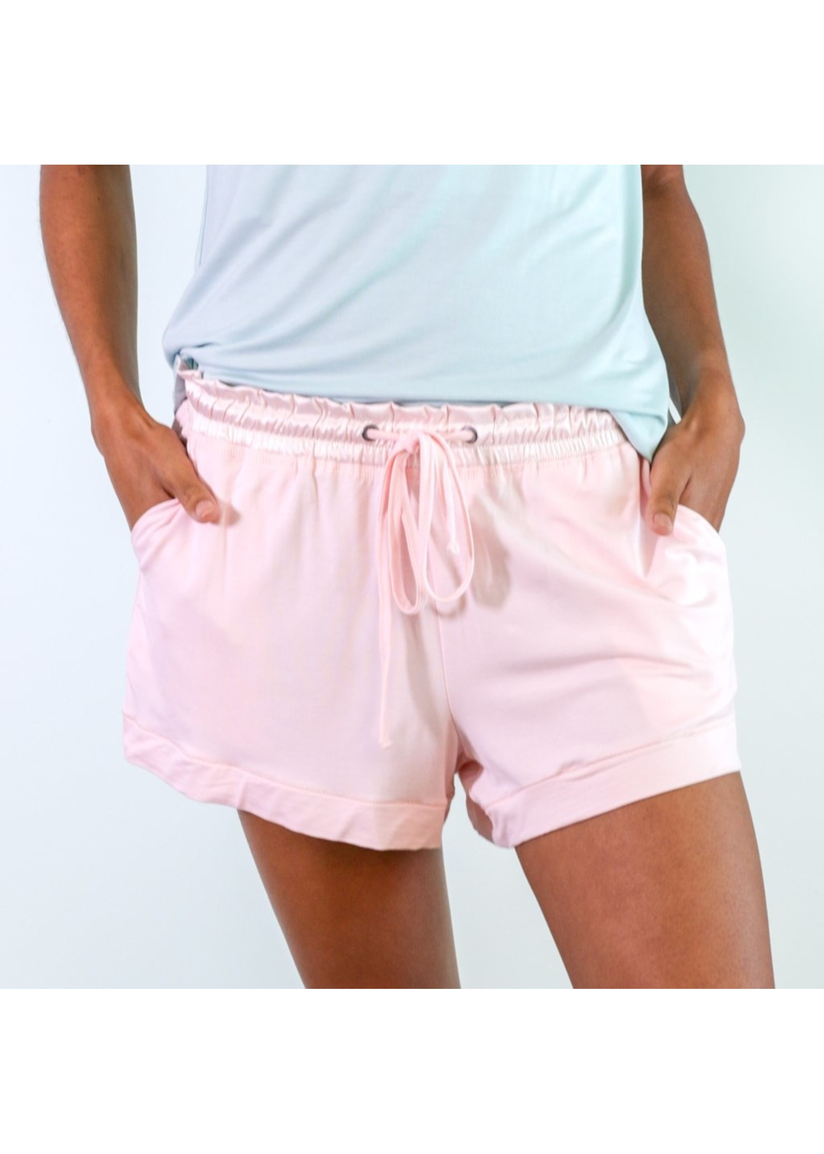 Face Plant Dreams Bamboo Short Shorts