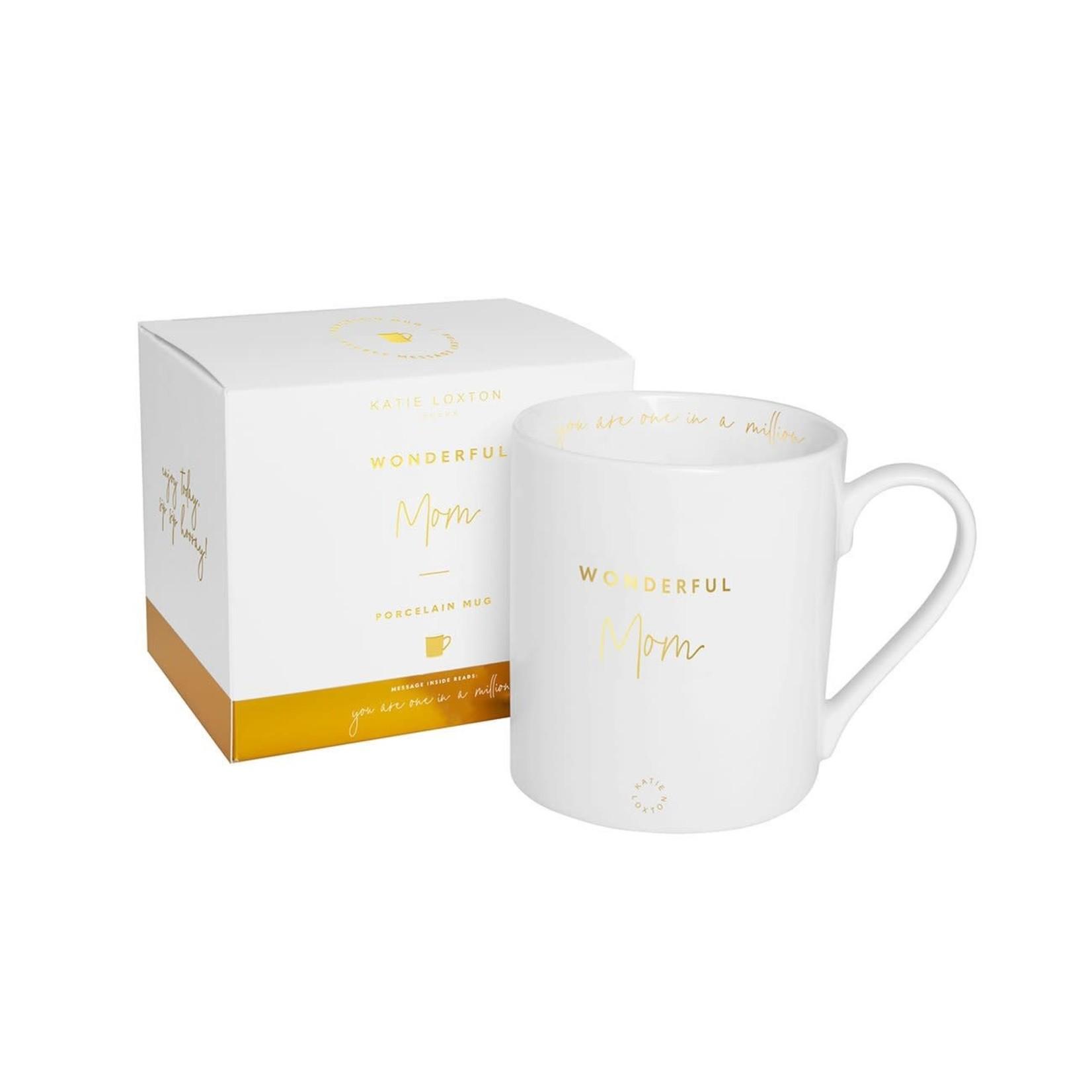 Ceramic Mug Wonderful Mom