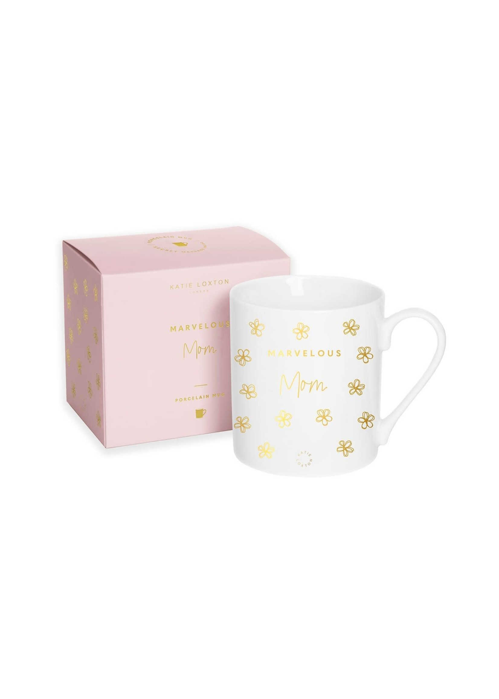 Porcelain Mug Marvelous Mom
