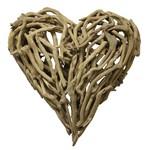 Driftwood Heart Small